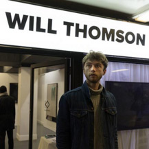 Will Thomson, artiste peintre, artiste d'installation.