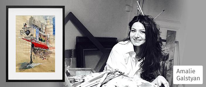 amalie-galstyan-artiste-peintre-cafe-montorgueil-paris