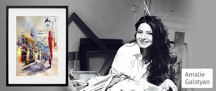 amalie-galstyan-artiste-peintre-passage-saint-andre-des-arts