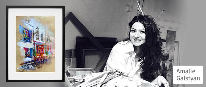 amalie-galstyan-artiste-peintre-restaurant-le-poulbot-paris-montmartre