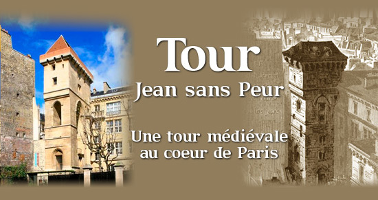Expo Tour Jean sans Peur Paris