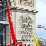 expo-gratuite-paris-christo-etape-installation-arc-de-triomphe-empaquete