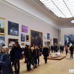 expo-gratuite-petit-palais-Yan-Pei-Ming-Courbet