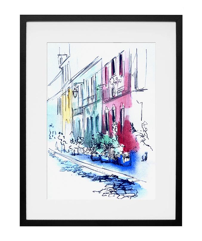 expo-paris-aquarelle-encre-rue-cremieux-paris-amalie-galstyan