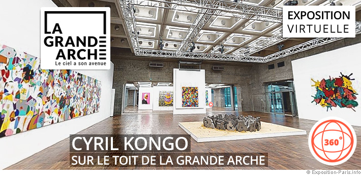expo-paris-gratuite-exposition-virtuelle-cyril-kongo-grande-arche-de-la-defense