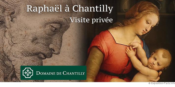 expo-paris-gratuite-peinture-dessin-raphael-a-chantilly