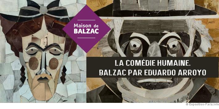 expo-paris-la-comedie-humaine-Balzac-par-Eduardo-Arroyo