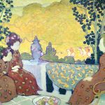 expo-peinture-nabis-paris-maurice-denis-femmes-terrasse