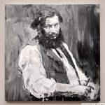 expo-peinture-paris-petit-palais-Yan-Pei-Ming-Courbet