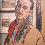 expo-peinture-walter-bondy-autoportrait-ecole-de-paris-mahj