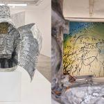 expo-sculpture-peinture-paris-performance-abraham-poincheval-galerie-perrotin