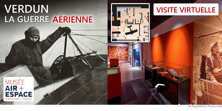 expo-visite-virtuelle-verdun-guerre-aerienne-musee-air-espace-paris