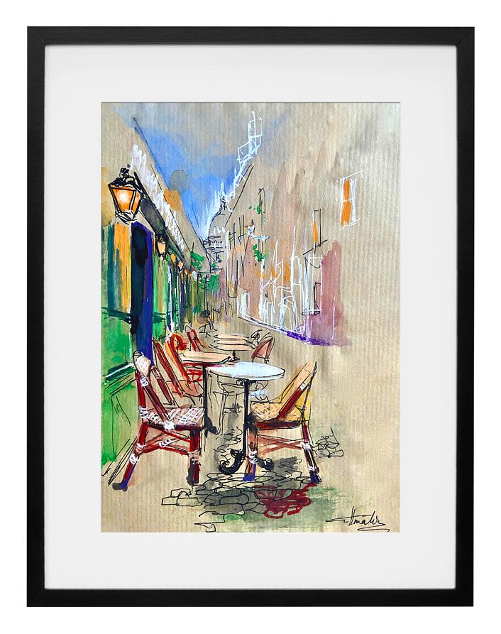 rue-de-montmartre-peinture-aquarelle-amalie-galstyan